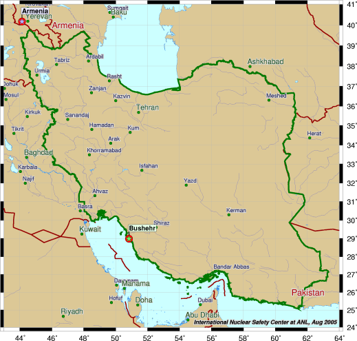Iran_nuclear_power_plants_map